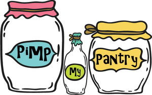 Pimp My Pantry Logo