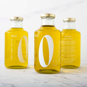 O - Extra Virgin Olive Oil