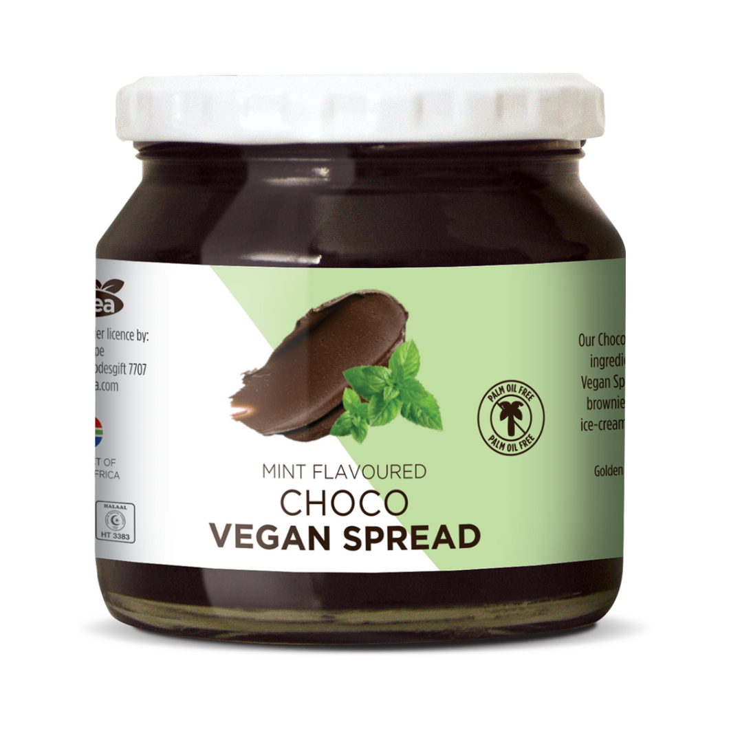 Vegan Chocolate Spreads - Mint