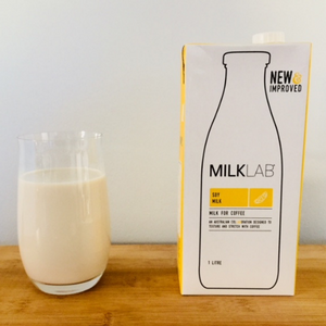 Milk Lab Soya Milk - 1L