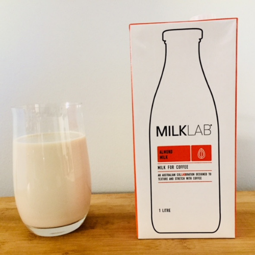 MilkLab Almond Milk - 1 L