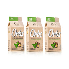 Orbs | 70% Dark Chocolate Peppermint - 65g