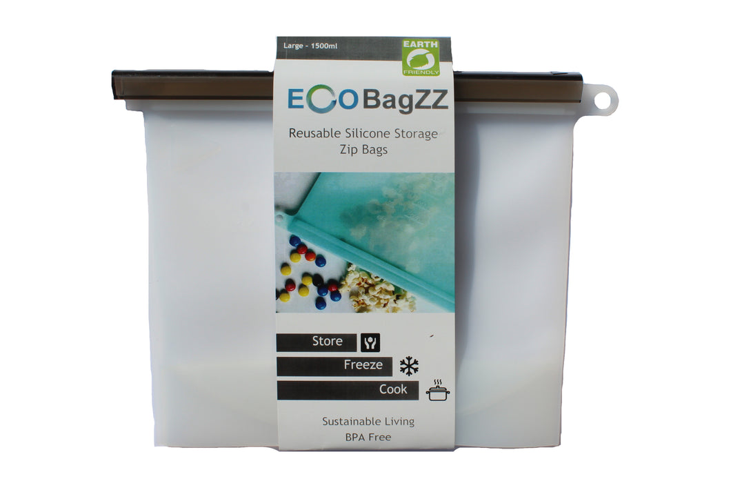 Eco Bagzz Silicone Bag - Large 1500ml
