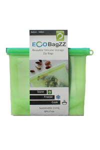 Eco Bagzz Silicone Bag - Medium 1000ml