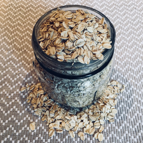 Oats Rolled - GM Free