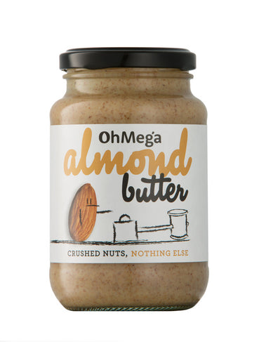 Almond Nut Butter - 400g