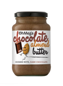 Chocolate Almond Nut Butter - 400g