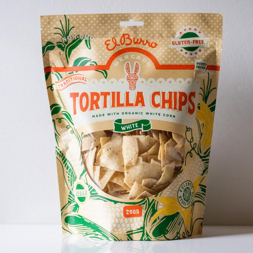 Organic Tortilla Chips - 250g