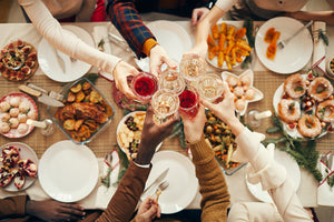 How To Curb Overeating AND Be Festive
