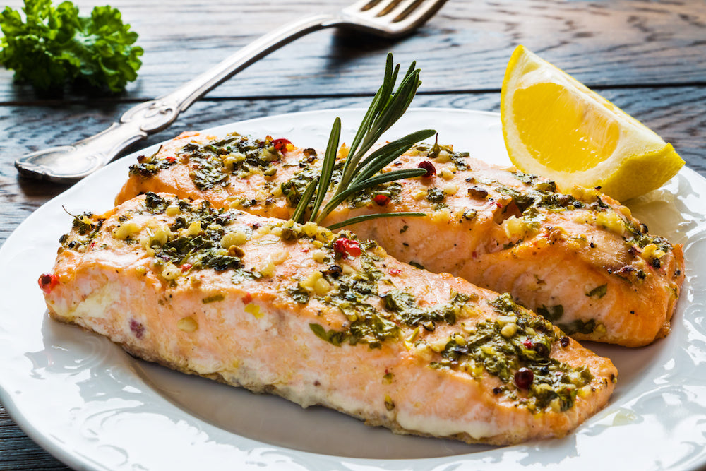 herb-crusted-salmon