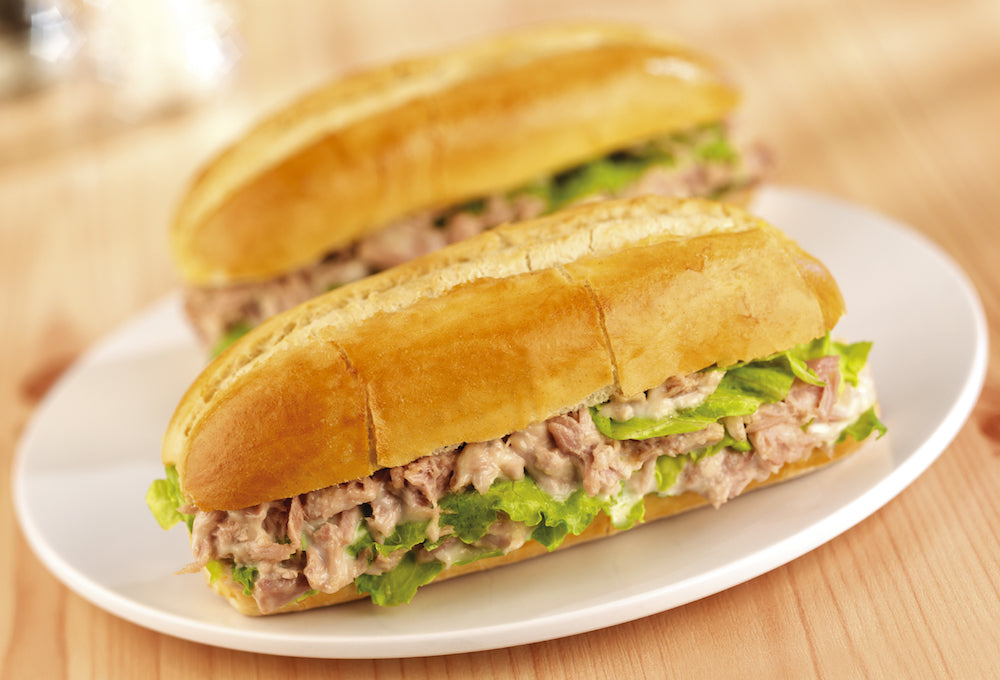 tuna-salad-roll