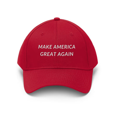 Red Trump Make America Great Again Hat