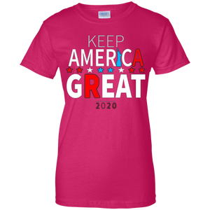 Pink Trump - Keep America Great T-shirt