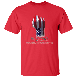 Red We The People Men's T-shirt