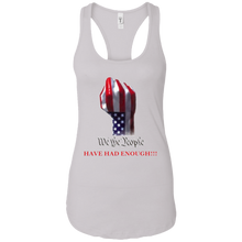 Load image into Gallery viewer, White We The People Women's Tank Top