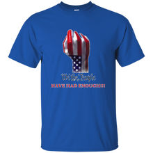 Load image into Gallery viewer, Royal Blue We The People Men's T-shirt
