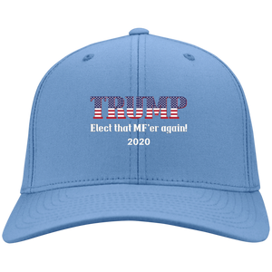 Blue Trump Elect That MF'er Again 2020 Hat