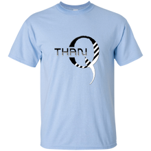 Load image into Gallery viewer, Light Blue Qanon/Q ThanQ T-shirt