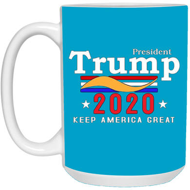 Trump 2020 KAG Ceramic Mug
