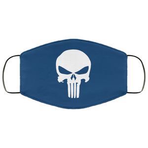 Punisher Skull Face Mask