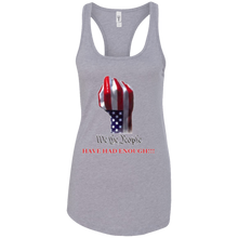 Load image into Gallery viewer, Grey We The People Women's Tank Top
