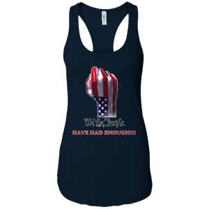 Navy Blue We The People Women's Tank Top