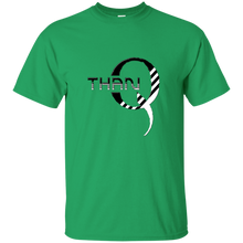 Load image into Gallery viewer, Green Qanon/Q ThanQ T-shirt