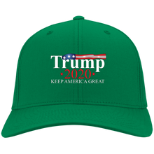 Load image into Gallery viewer, Green Trump 2020 Keep America Great Hat