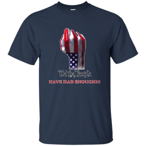 Navy Blue We The People Men's T-shirt