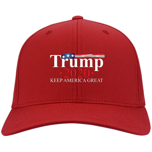 Red Trump 2020 Keep America Great Hat