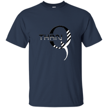 Load image into Gallery viewer, Navy Blue Qanon/Q ThanQ T-shirt