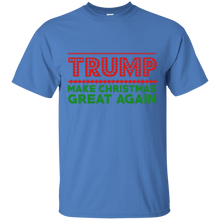 Load image into Gallery viewer, Trump Make Christmas Great Again Men's T-Shirt