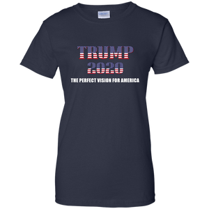 TRUMP 2020 PVFA Women's T-Shirt