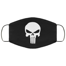 Load image into Gallery viewer, Punisher Skull Face Mask