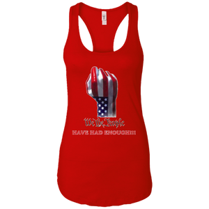 Red We The People Women's Tank Top