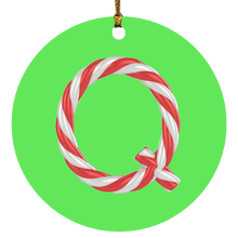 Load image into Gallery viewer, Candy Cane Ornament