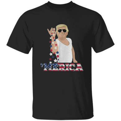 Trump 'Merica Men's T-Shirt