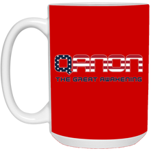 Load image into Gallery viewer, Red Qanon The Great Awakening Mug