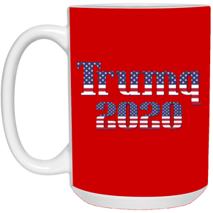Red Trumq 2020 Ceramic Mug