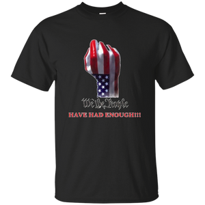 Black We The People Men's T-shirt