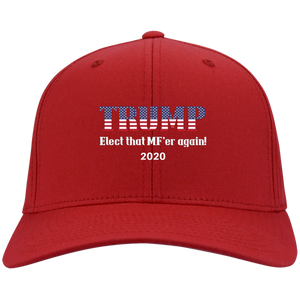 Red Trump Elect That MF'er Again 2020 Hat