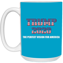 Load image into Gallery viewer, TRUMP 2020 PVFA Ceramic Mug