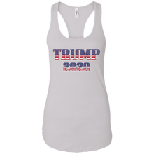 Load image into Gallery viewer, White Trump 2020 Tank Top