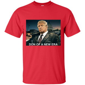 Red Don Of A New Era Trump T-shirt