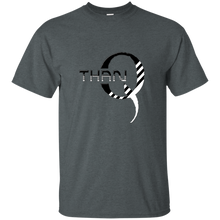 Load image into Gallery viewer, Charcoal Grey Qanon/Q ThanQ T-shirt