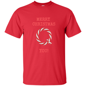 Merry Christmas Q You Men's T-Shirt