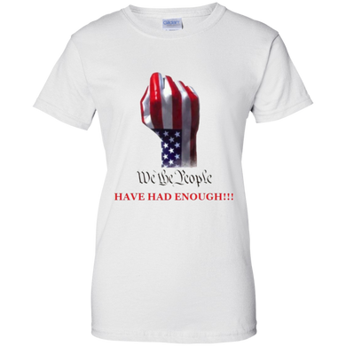 White We The People Women's T-shirt
