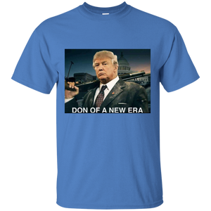 Blue Don Of A New Era Trump T-shirt