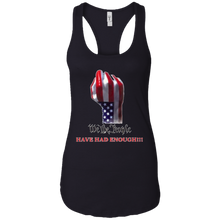 Load image into Gallery viewer, Black We The People Women's Tank Top