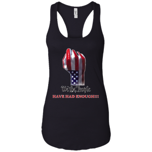 Black We The People Women's Tank Top
